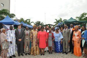 Photo de famille des Participants au Forum de Cotonou